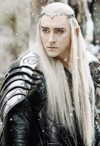 Epic Thranduil is epic.